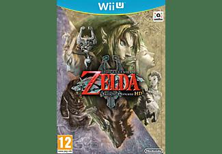 Nintendo The legend of Zelda: Twilight princess HD