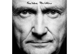 Phil Collins - Face Value - Reissue (CD)