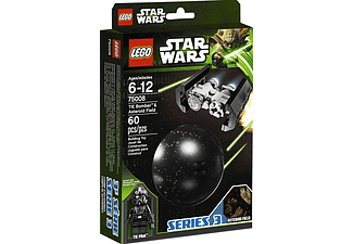 LEGO Star Wars: TIE Bomber & Asteroid Field - (75008)