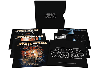 Star Wars: The Ultimate Vinyl Collection Βινύλιο
