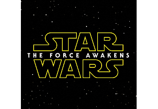 Star Wars Episode VII The Force Awakens (OST) CD