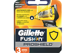 GILLETTE Fusion Proshield-messen Geel