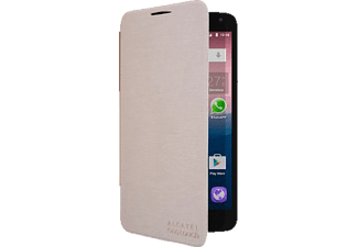 ALCATEL POP 3 (5.5) FlipCover Gold - (G5025-3LALFCG)