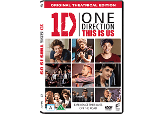 MUSIKSERVICE One Directions: This Is Us