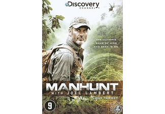 Manhunt With Joel Lambert | DVD