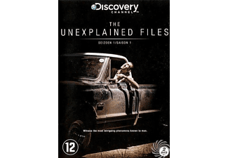 Unexplained Files - Seizoen 1 | DVD