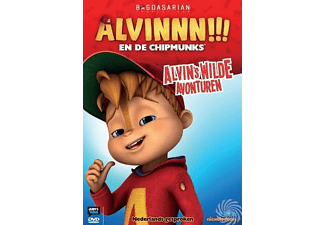Alvin En De Chipmunks 1 | DVD