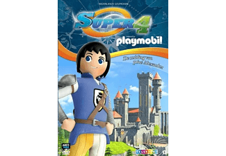 Playmobil - Super 4  De Redding Van Prins Alexander | DVD