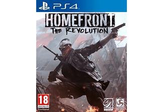 Homefront - The Revolution | PlayStation 4