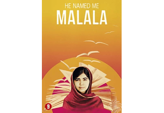 He Named Me Malala | DVD