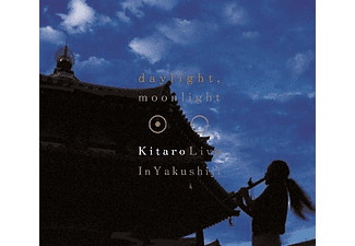 Kitaro - Daylight, Moonlight - Live In Yakushiji (CD)
