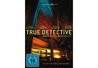 True Detective Staffel 2 - (DVD)