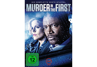 Murder In The First - Staffel 1 - (DVD)