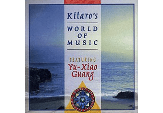 Kitaro - Kitaro's World Of Music Yu-Xiao Guang (CD)