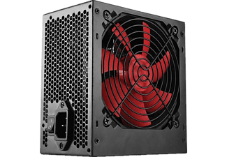 EVEREST EPS-6600 600 W 12 cm Fan + 4 x Sata Power Supply