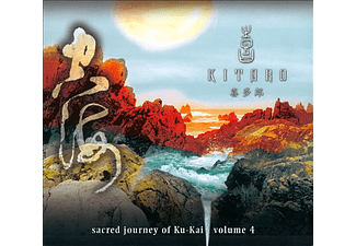 Kitaro - Sacred Journey Of Ku-Kai Volume 4 (Vinyl LP (nagylemez))