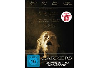 Carriers (Limited 2-Disc-Mediabook) - (DVD)