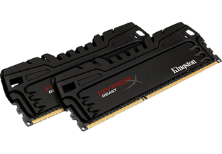 KINGSTON HyperX Beast 8 GB (2x4 GB) 1600 MHz DDR3 Performans Ram (KHX16C9T3K2/8X)