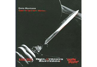 Solisti E Orchestre Del Cinema Italiano - Quentin Tarantino Movies (CD)
