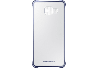SAMSUNG Clear Cover Galaxy A3 (2016) Zwart