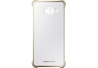 SAMSUNG Clear Cover Galaxy A3 (2016) Goud