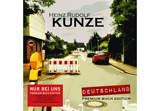 Heinz Rudolf Kunze - Deutschland (Exklusive Edition +2 Bonus Tracks) [CD]