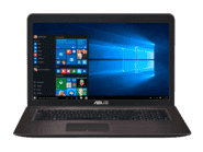 Asus R753UX-T4043T Notebook 17.3 Zoll