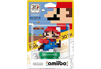 NINTENDO SMB Modern Bit Mario NFC Figure 30th Anniversary Collection - (021203)