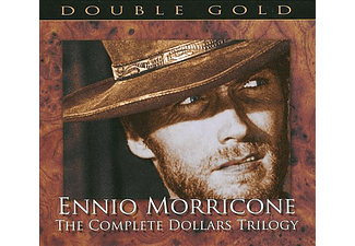 Solisti E Orchestre Del Cinema Italiano - The Complete Dollars Trilogy (CD)