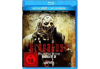 Bloodlust-Playing With Dolls 2 - (3D Blu-ray)