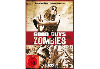 Good Guys Vs. Zombies - (DVD)