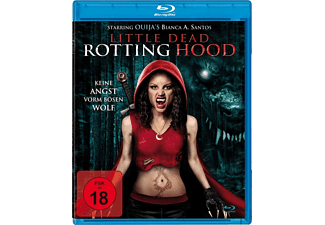 Little Dead Rotting Hood - (Blu-ray)