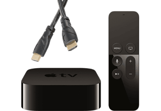 APPLE TV 64 GB + HDMI-kabel 1.5 m