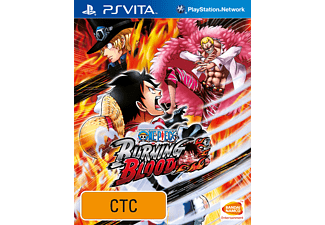 One Piece: Burning Blood PS Vita