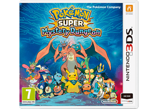 Pokemon - Mystery Dungeon | 3DS
