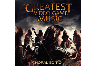 Különböző előadók - The Greatest Video Game Music - Choral Edition (CD)