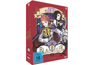 Black Butler: Book of Circus – 3. Staffel Vol. 2 [DVD]