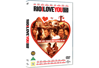 Rio, I Love You Drama DVD