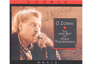 Mikis Theodorakis - O Zorbas - The Very Best Of Mikis Theodorakis (CD)