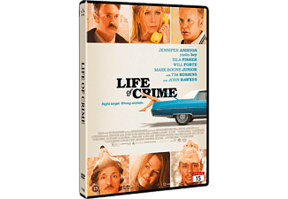 Life of Crime Komedi DVD