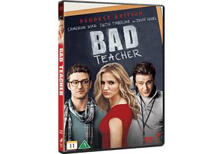 Bad Teacher Komedi DVD