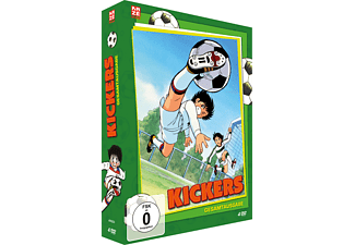 Kickers: Box - Vol. 1-4 - (DVD)