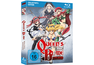 Queen's Blade - Beautiful Warriors - (Blu-ray)