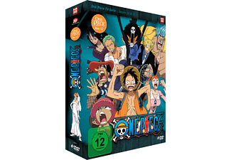 One Piece – Die TV-Serie – 10. und 11. Staffel – DVD Box 12 - (DVD)
