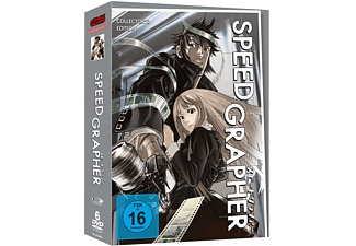 Speedgrapher [DVD]