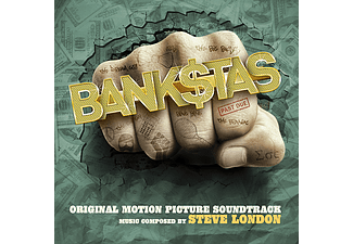 Steve London - Bankstas - Original Motion Picture Soundtrack (CD)