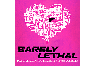Mateo Messina - Barely Lethal - Original Motion Picture Soundtrack (Gyilkos Gimi) (CD)