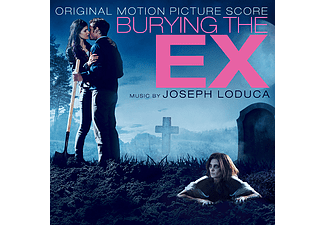 Joseph Loduca - Burying the Ex - Original Motion Picture Score (Temetve az Ex) (CD)