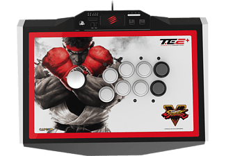 MAD CATZ Street Fighter V  TE2+ Arcade Fightstick Arkadkontroll PS3/PS4