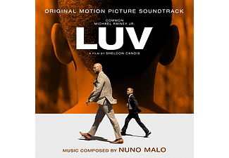 Nuno Malo - Luv - Original Motion Picture Soundtrack (CD)